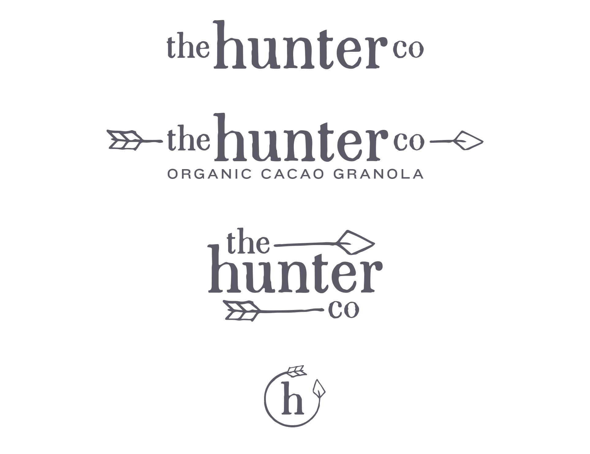 The Hunter Co logo