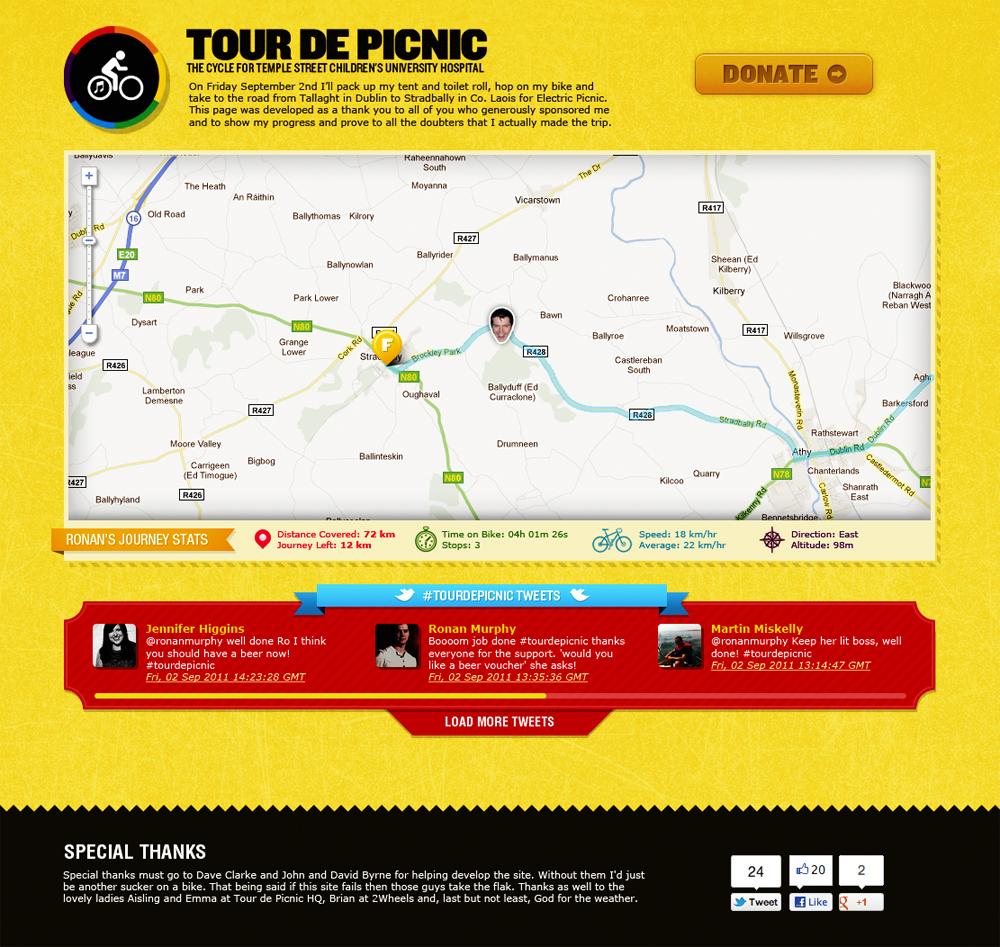 Tour de Picnic