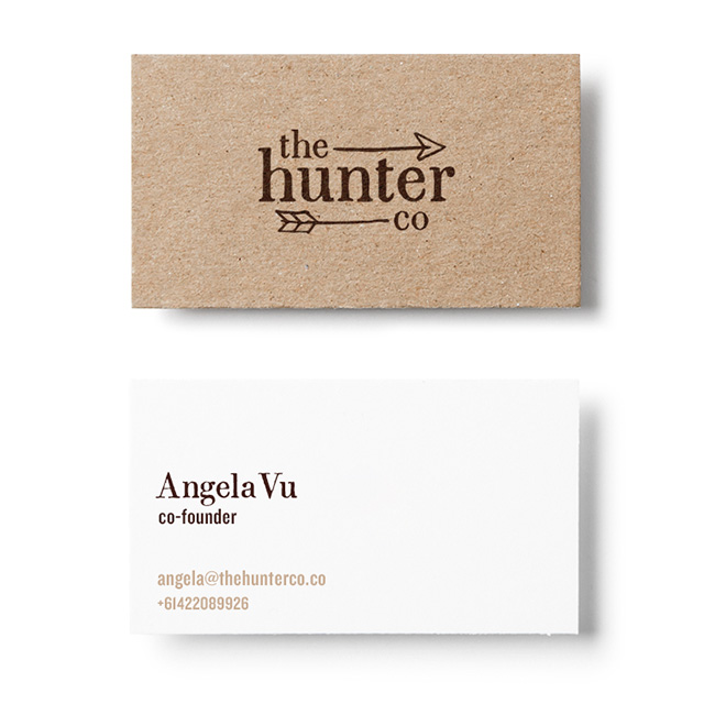 hunter-businesscard